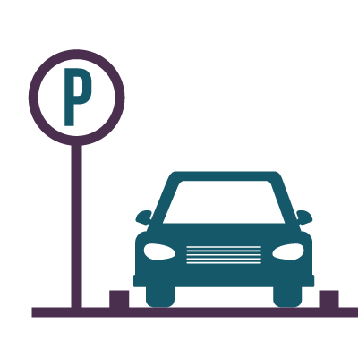 Parking and access